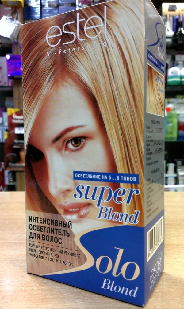 Solo Super Blond