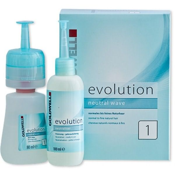GOLDWELL evolution neutral wave – щелочная завивка
