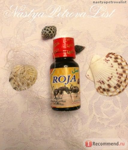 Баночка Ant Oil Roja