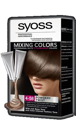SYOSS Mixing Colors