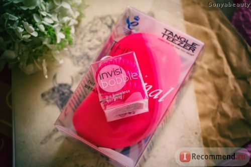 Щетка для волос TANGLE TEEZER Original фото
