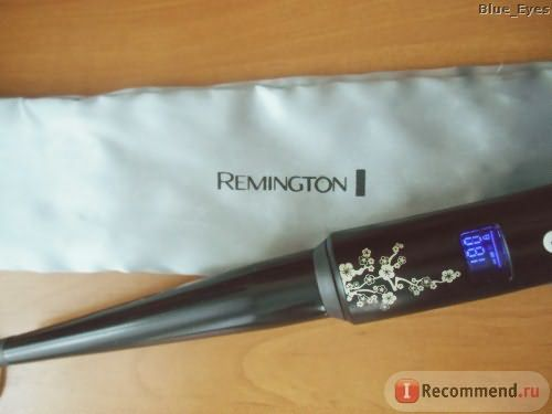 Щипцы для волос Remington Cl95 Pearl Wand фото