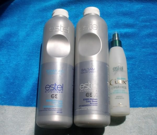 Шампунь Estel ESSEX Color Care