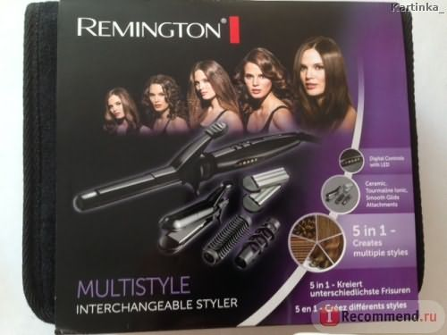 Мультистайлер Remington S8670 фото