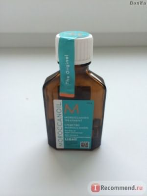 Масло для волос Moroccanoil Treatment Original (For all hair types) фото
